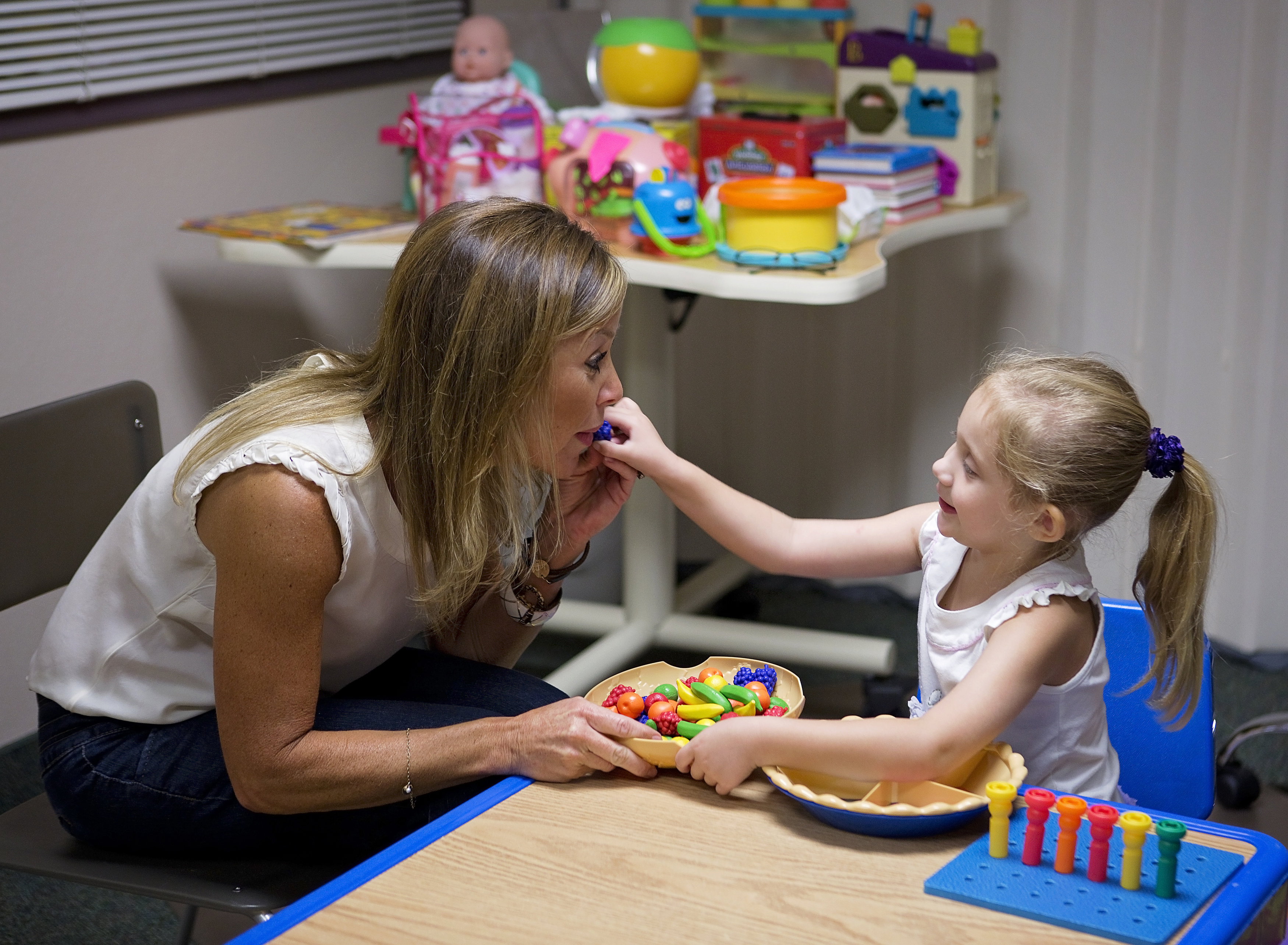 THERAPY CLINIC SERVICES United Cerebral Palsy of Central Arizona