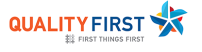 First Things First-Quality First Program