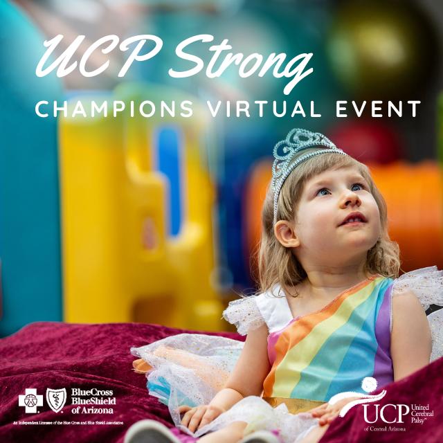 UCP Virtual Event